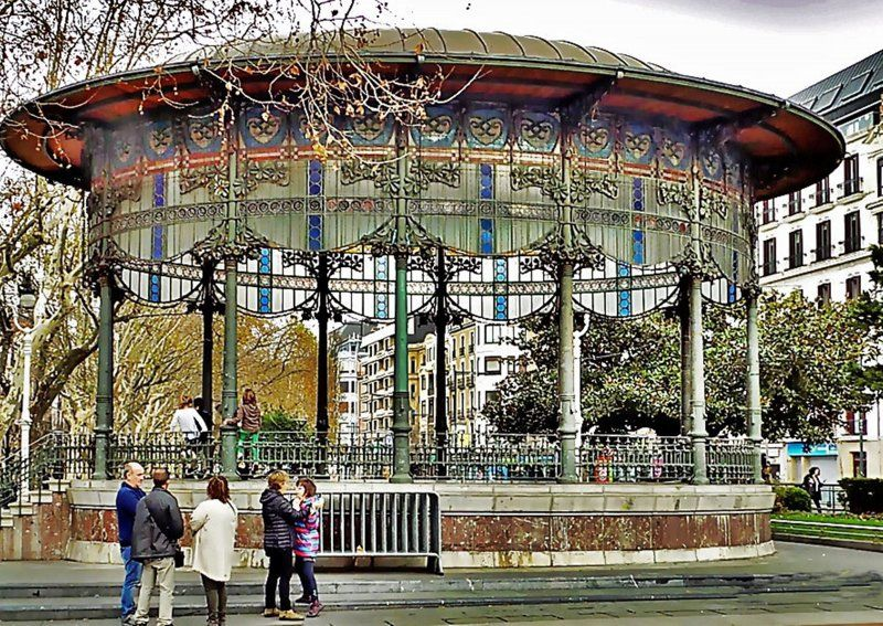 El Kiosko, Foto de Donostia-San Sebastián | Calendario de Gipuzkoa