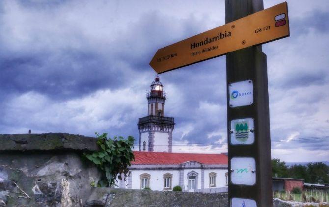 Foto en Hondarribia