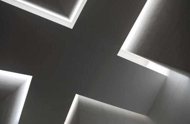 ¡Dios, qué cruz! - Iglesia Iesu (Donostia- San Sebastián)
